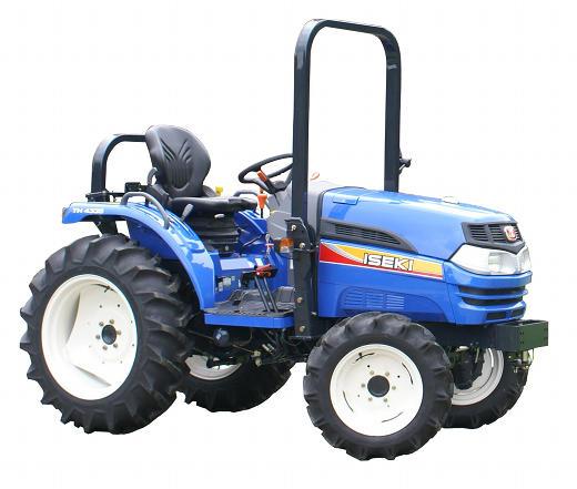 tracteurs de pelouse   iseki th