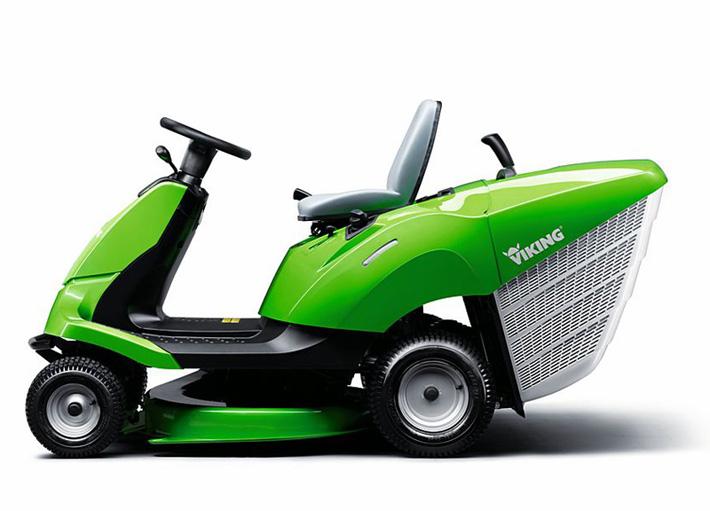 Tracteurs de pelouse viking mr4082 for Prix de pelouse